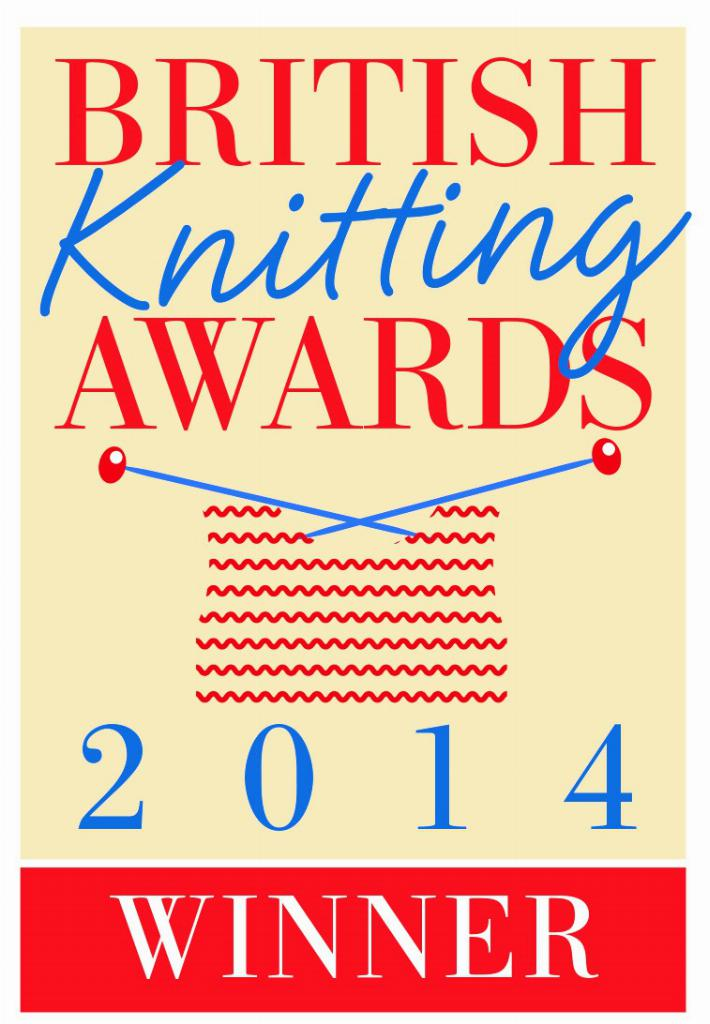 Knitting Logo Winner