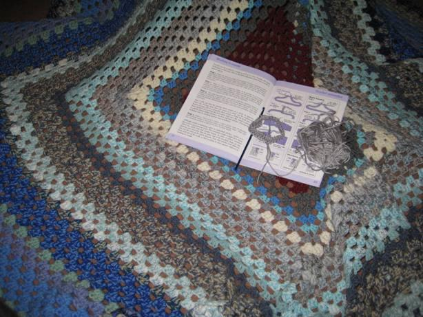 The Yorkshire blanket 2010
