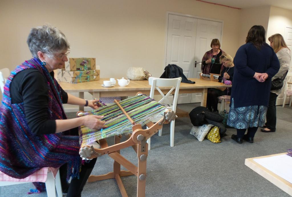 Photo credit - Winwick Mum http://winwickmum.blogspot.co.uk/2016/05/yarn-shop-day-2016.html