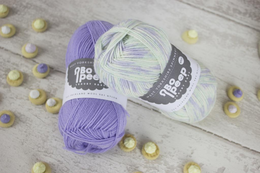 West Yorkshire Spinners Bo Peep 4ply