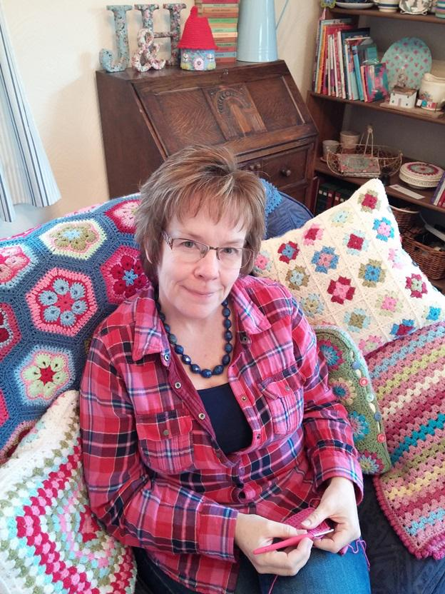 patchwork heart blogger