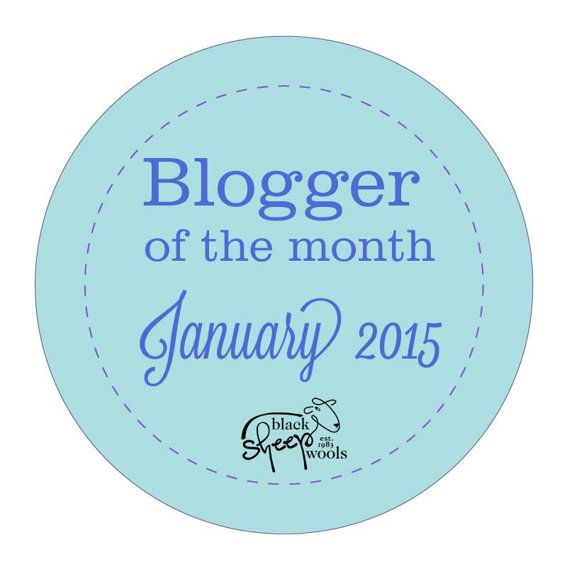 blogger of the month january 2015
