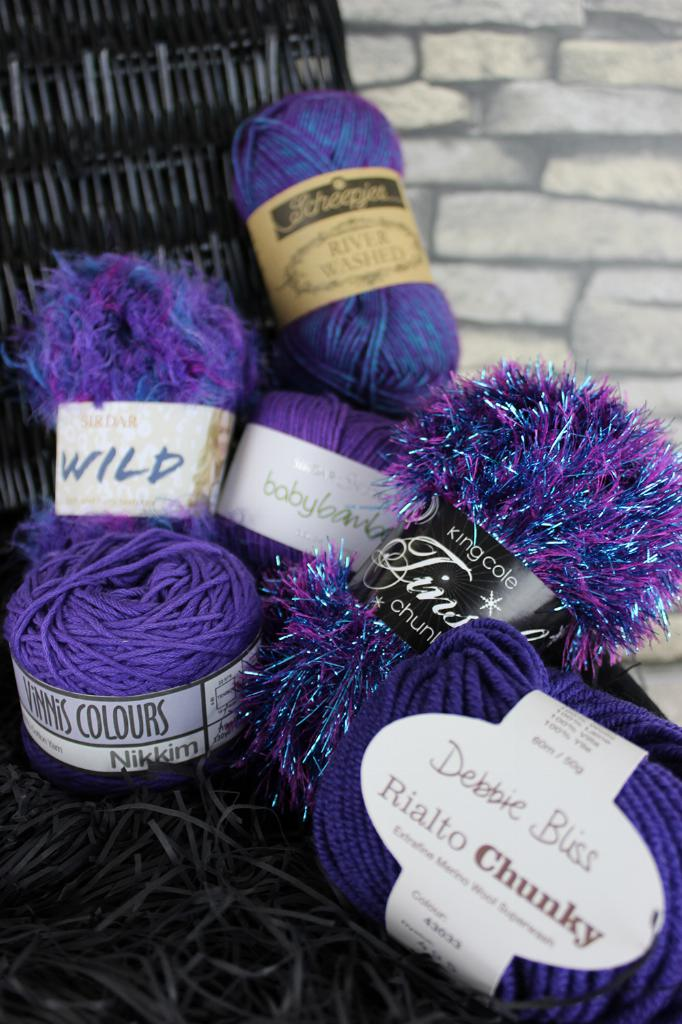 Pantone Colour of the Year - Black Sheep Wools