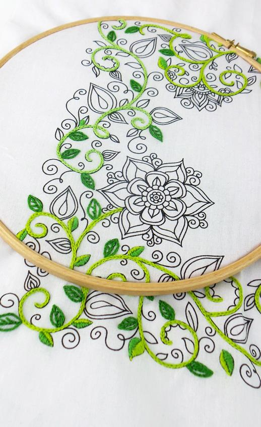 Zenbroidery by Sophie